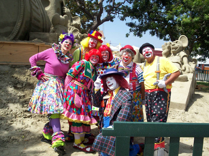 The 2008 Clown Patrol