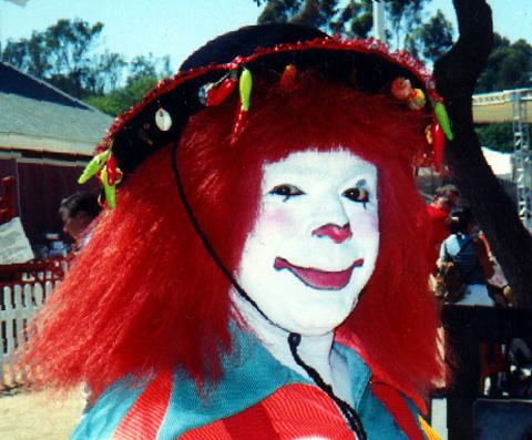 Salsa Clown